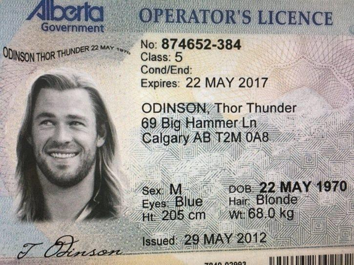 Thor weed: Canadian man tries to buy marijuana using Thor