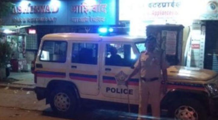 traffic police kidnap