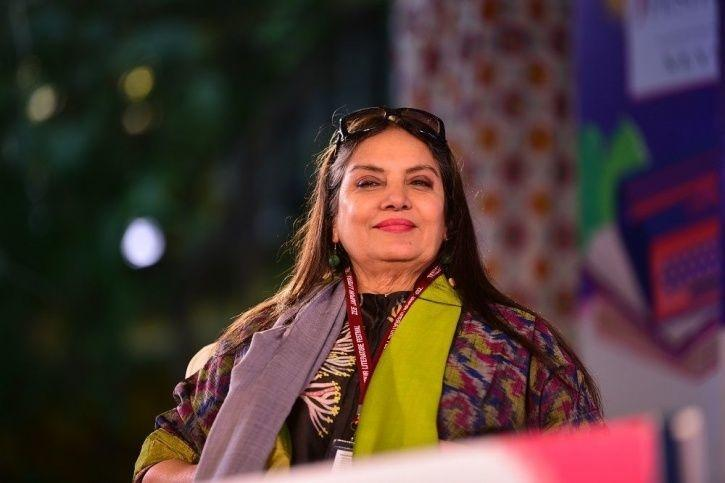 Shabana Azmi:After Getting Attacked For Her 'Anti-National ...