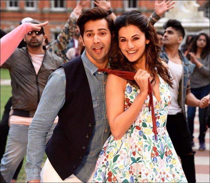 Varun and Taapsee