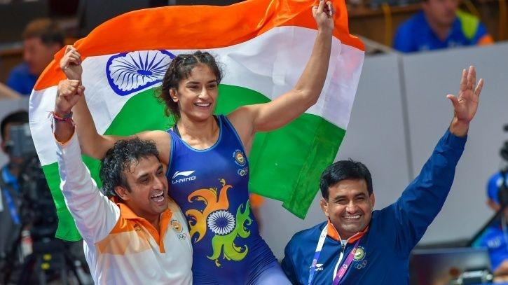 Vinesh Phogat won gold