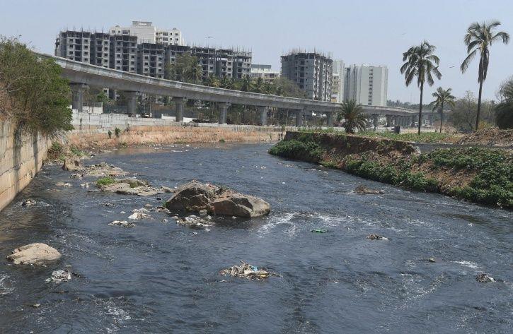 vrishabhavathi river