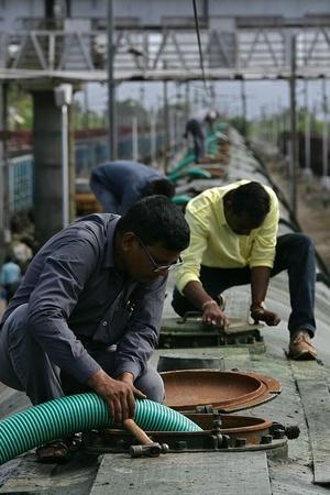 Water Train Set To Relieve DroughtHit Indian City