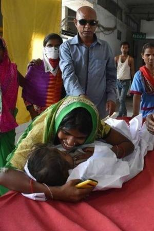 40 People Dead Due To Heatwave In Bihar Encephalitis Death Toll Rises To 80