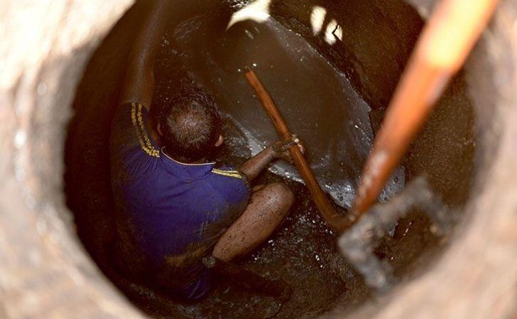 801 Workers Died Cleaning Sewers In