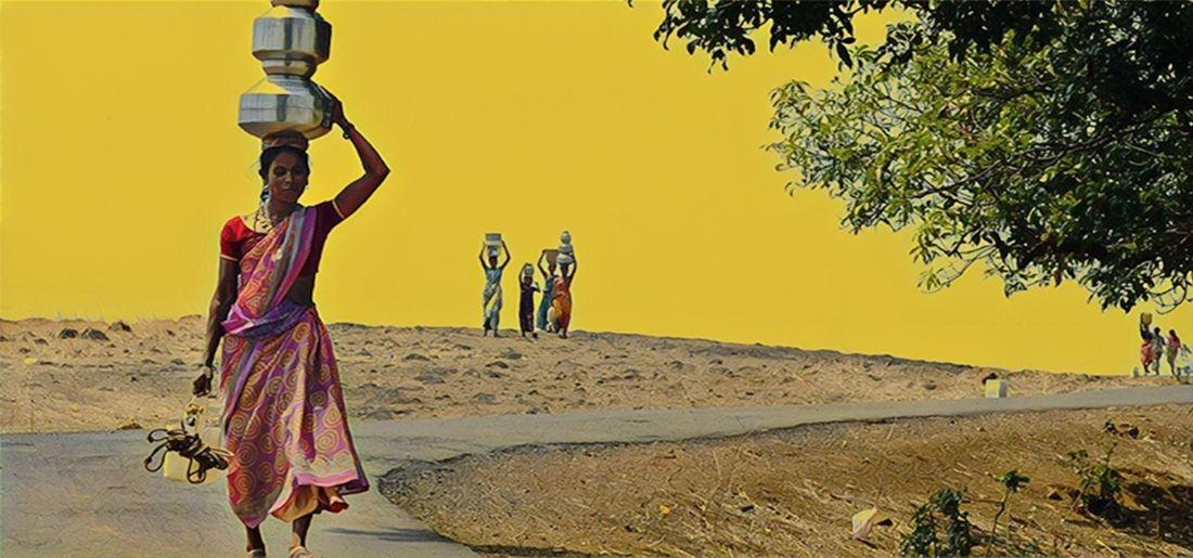 A Parched Rajasthan Village Has Wells Divided For Brahmins, Muslims & Lower Caste Villagers
