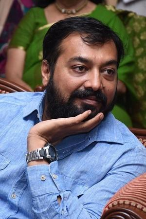 A picture of Indian filmmaker Anurag Kashyap