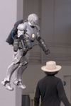 Adam Savage creates flying Iron Man suit