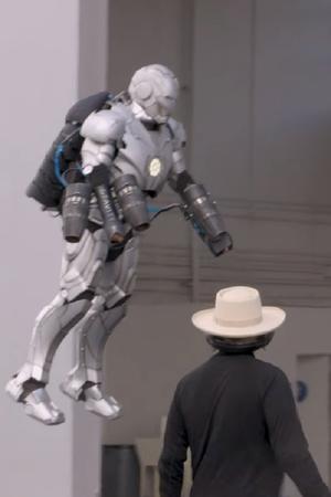 Adam Savage creates flying Iron Man suit