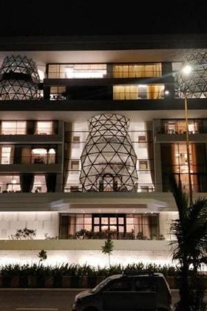 Ambani house