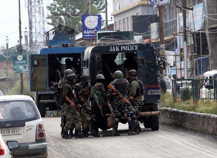 Anantnag Terror Attack