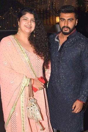 Anshula and Arjun