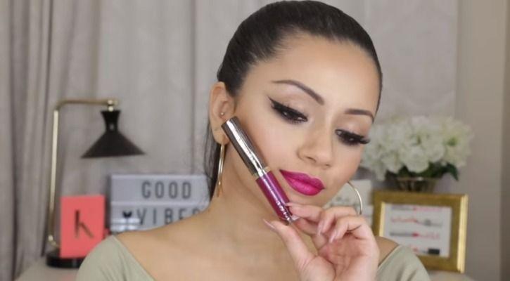 AR makeup