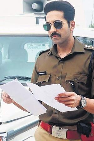 Ayushmann Article 15