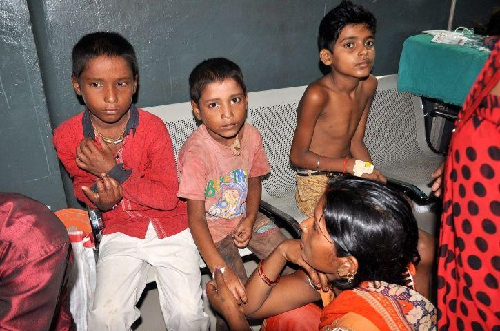 Bihar kids death