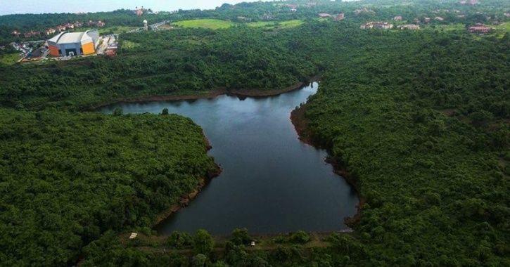 Bondvol lake in Goa. Photo by Prathmesh Umesh Patyekar.