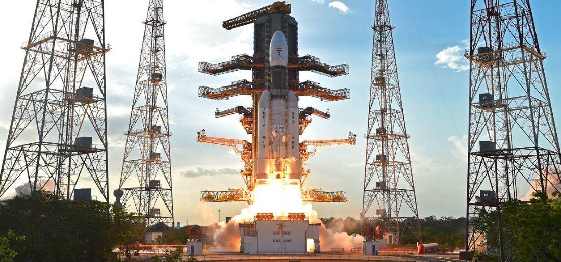 chandrayaan-2 india isro moon lander mission