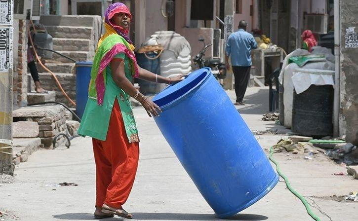Delhi Is Running Out Of Water