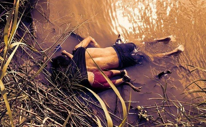 Drowned Migrants Photo