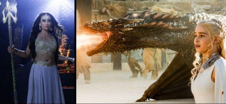 Ekta Kapoor has compared her show Naagin to Game of Thrones.