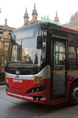 Electric Bus Proposal FAME Scheme India Electric Bus Electric Bus Subsidy Electric Bus Tender E
