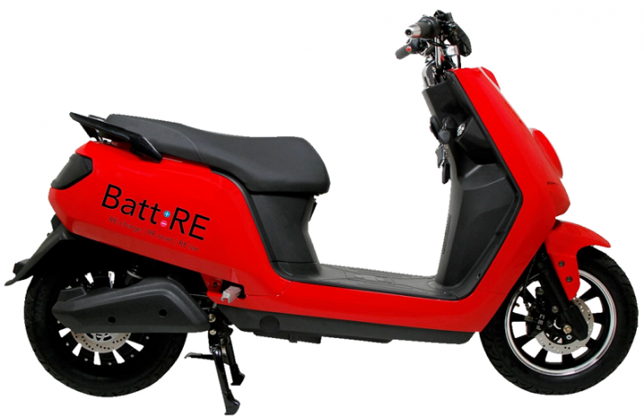 Top Electric Scooters In India:Top Electric Scooters