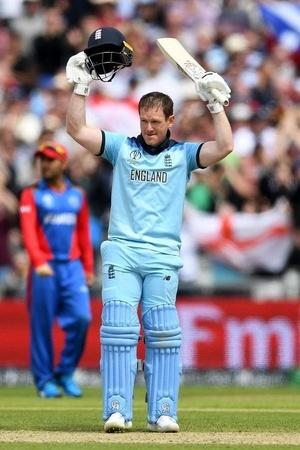 Eoin Morgan made 148