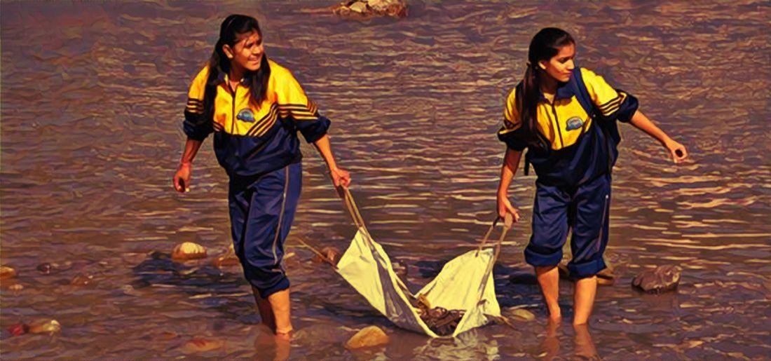 Guardians of the Ganga