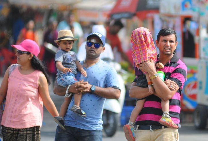 hottest city india