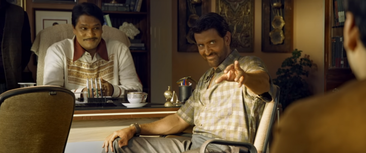 Hrithik Roshan's Bihari Accent & Fake Tan In Super 30 trailer becomes a butt of jokes!