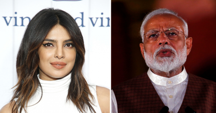 I would love to run for the Prime Minister of India, says Priyanka Chopra.