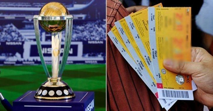 Icc Cricket World Cup 2019 Huge Demand Of World Cup Tickets