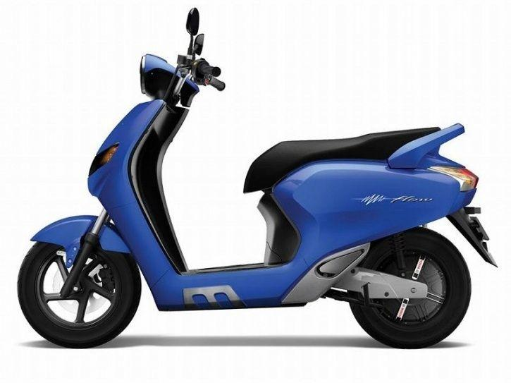 iFlow, 22Kymco, Electric Scooter