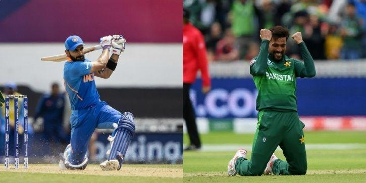 India and Pakistan face off
