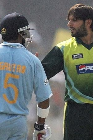 India and Pakistan share an intense rivalry