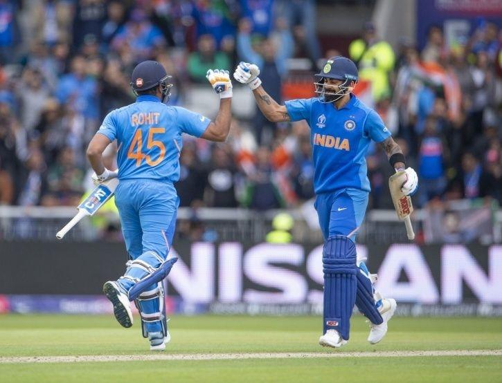 India made 336/5