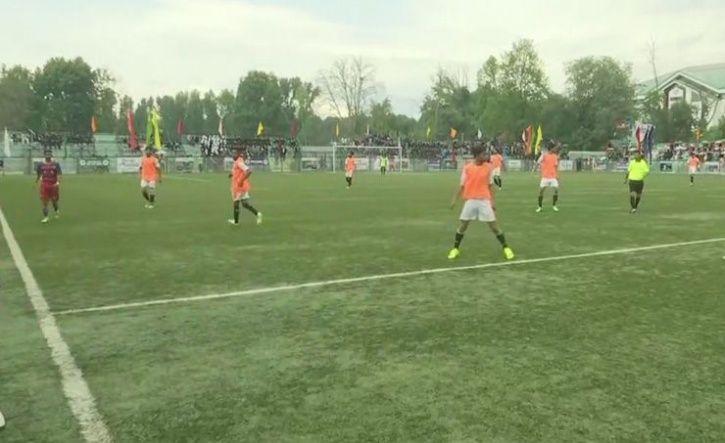 Jammu and Kashmir football