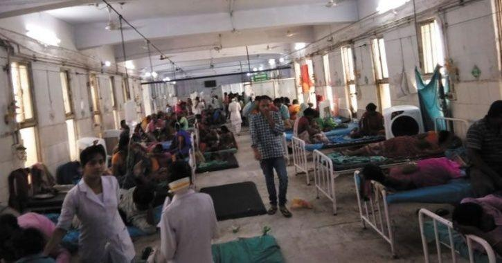 Journalist On His Way To Work Drops Stranded Encephalitis Patient To Hospital