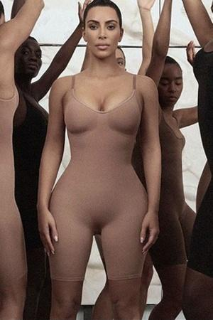Kardashian Kimono Shapewear