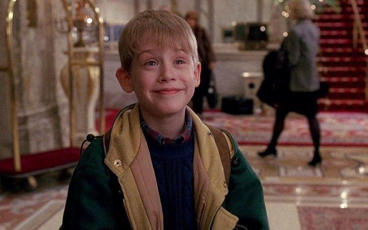 Kevin McCallister from Home Alone series.