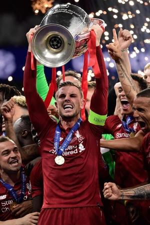Liverpool have won their 6th UCL title