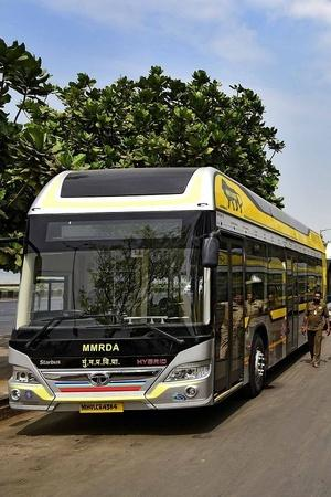 Maharashtra Electric Buses Electric Bus Tenders Maharashtra State Transport Electric Buses India