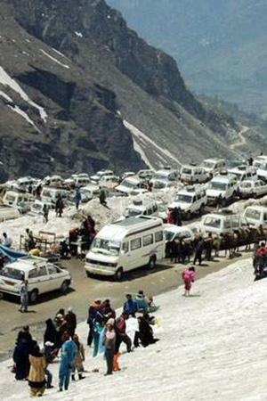 ManaliLeh Highway
