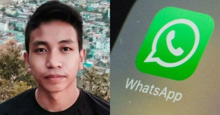 Manipuri guy finds security bug in Whatsapp and Facebook rewards him with money and hall of fame