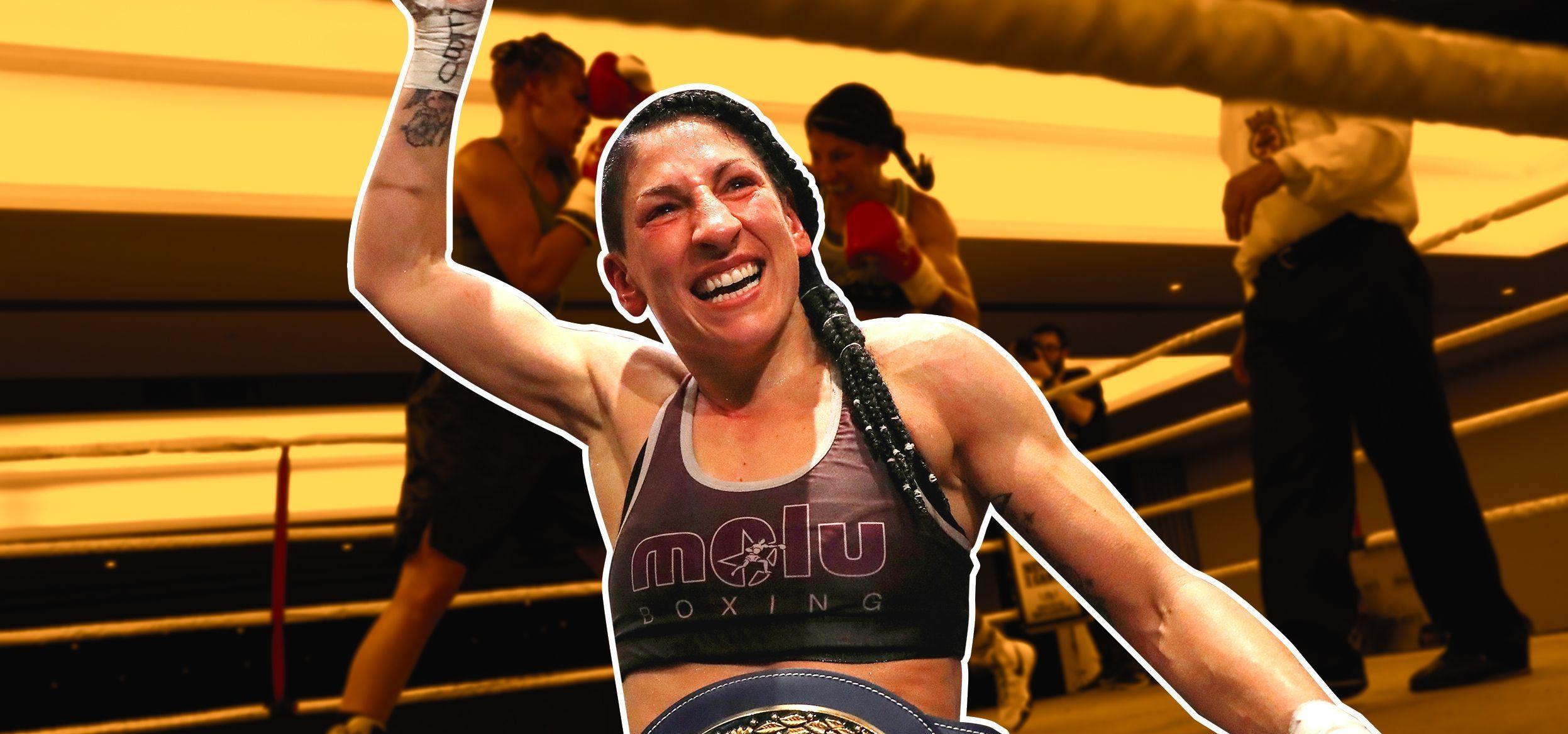 Miriam Gutierrez Boxer
