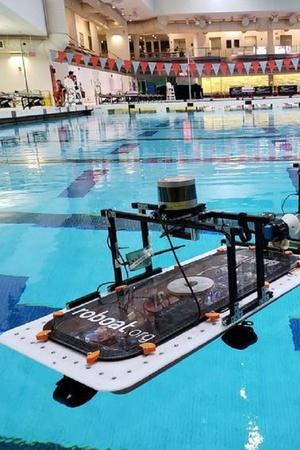 MIT Roboats MIT Research MIT University Robot Boats Autonomous Boats Advanced Metropolitan Solu