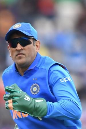 MS Dhoni is a patriot