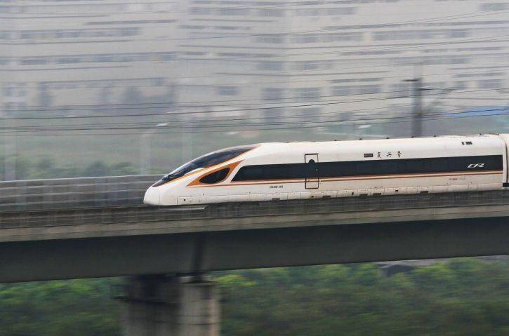 Mumbai-Ahmedabad Bullet Train