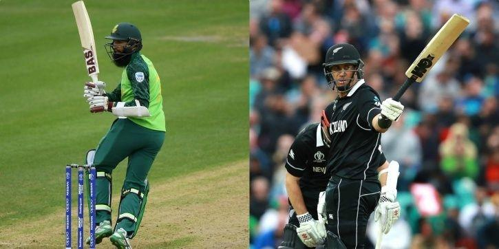 New Zealand take on South Africa