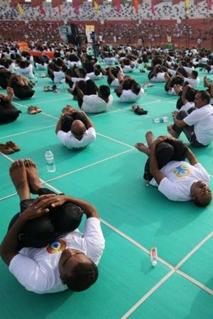 Over 1000 Tihar Jail Inmates To Get Trained In Yoga For Earning Livelihood After Prison Life